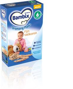 Nutricia brengt gezonde groei met bambix - Pure kindje ...